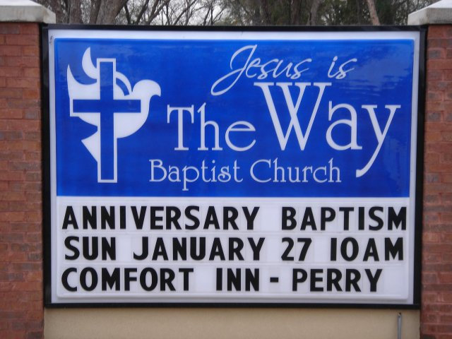 the way baptist church